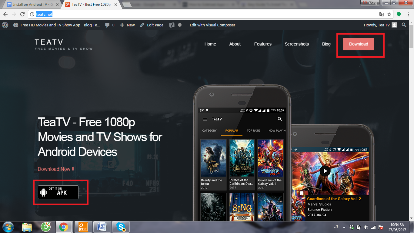 How to Download & Install TeaTV on Android TV box - TeaTV