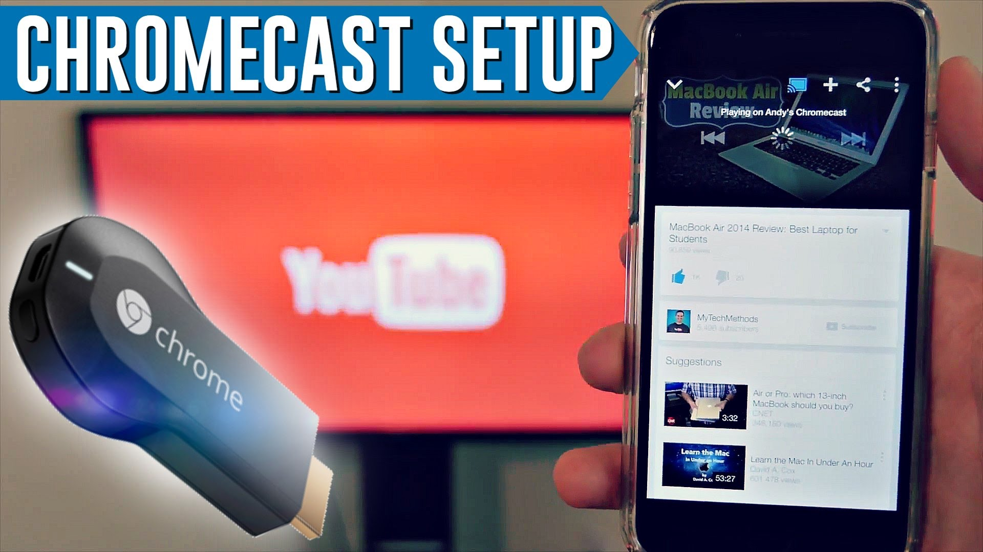 How To Stream TeaTV On Chromecast In 4 Steps - Full Guide