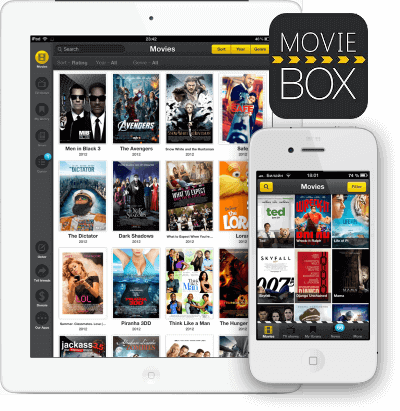 Movies Diary: Best free movie app for iPhone like Showbox in 2018 (1)