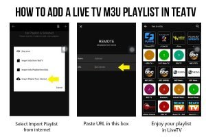 What is LiveTV? How to watch Live TV on TeaTV? (3)