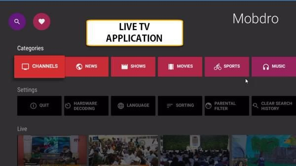 What is the best free Live TV app for Android 2019? - APK Download App