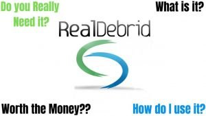 What is real Debrid? How to install & setup Real-Debrid on Teatv? (1)